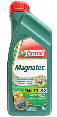 Моторное масло Castrol Magnatec 5W30 А5 Ford 1л